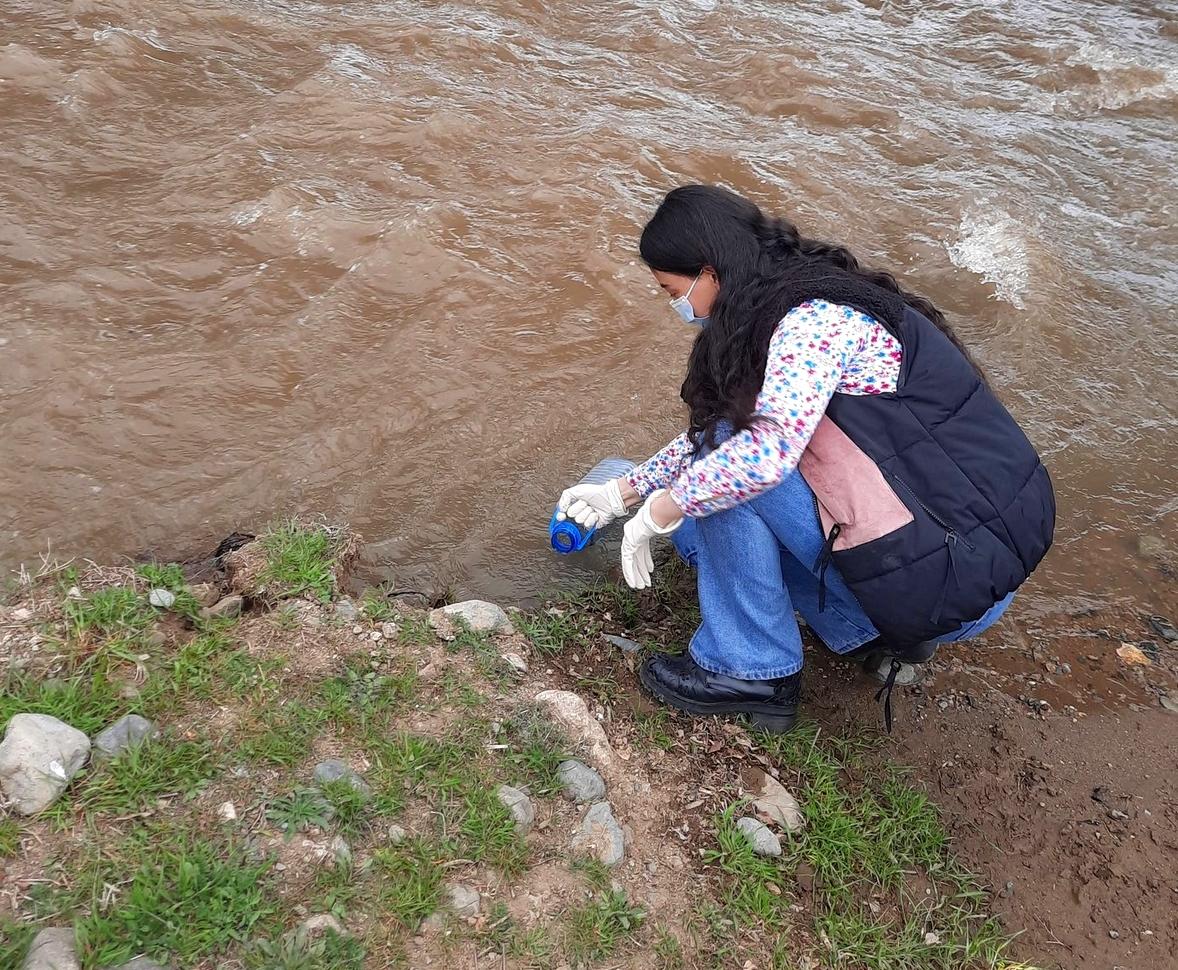 შიდა საგრანტო პროექტი: ტექნოგენური ნარჩენებით დაბინძურებული წყლების კვლევა