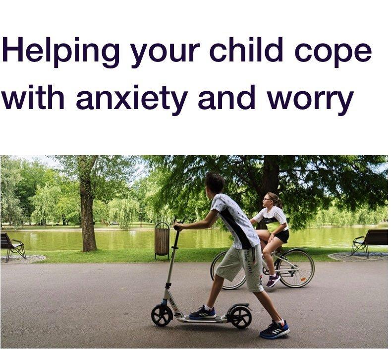 ვებინარი - დაეხმარეთ თქვენს შვილს დაძლიოს შფოთვა და წუხილი